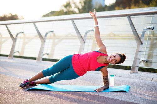 yogamatte test