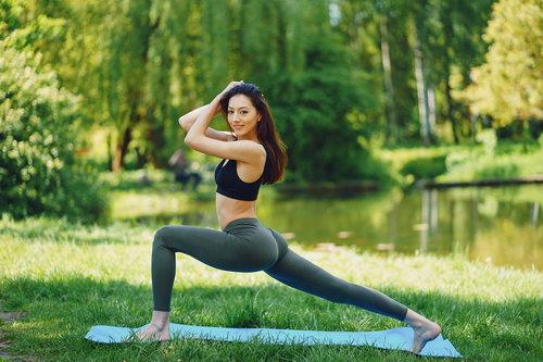 yoga fisch